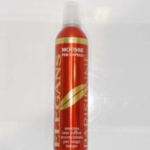 ELEGANS MOUSSE PER CAPELLI PARISIENNE 400 ml