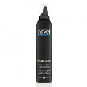 NIRVEL STYLING MOUSSE FOR CURLY HAIR 300 ml