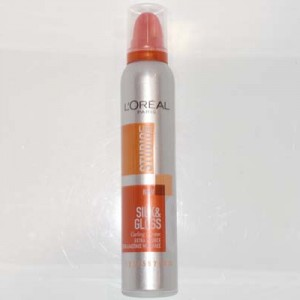 STUDIO LINE SILK AND GLOSS FOR CURLY HAIR EXTRA STRONG L OREAL 250 ml