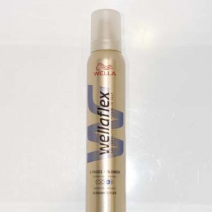 WELLAFLEX MOUSSE FOR VOLUME 48h ULTRA STRONG HOLD 250 ml