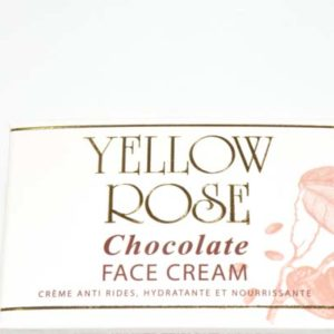 YELLOW ROSE CHOCOLATE FACE CREAM 50 ml