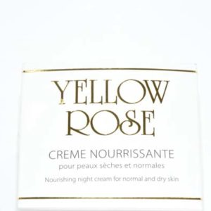 YELLOW ROSE CREME NOURISSANTE