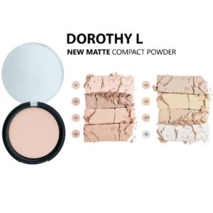Dorothy L Πούδρα matte compact