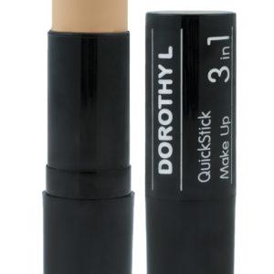 DOROTHY L 3 IN 1 QUICKSTICK MAKE UP 01