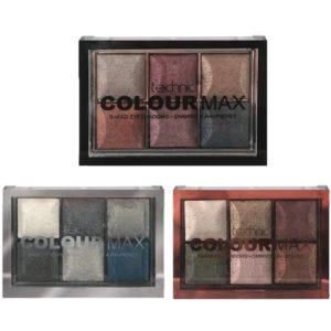 Technic Colour Max Baked Eyeshadows