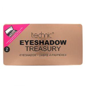Technic Eyeshadow Treasury - Rose Gold-1